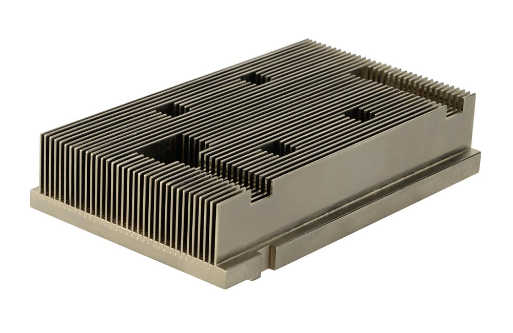 Tran Tec Corporation Bonded Fin Heat Sinks